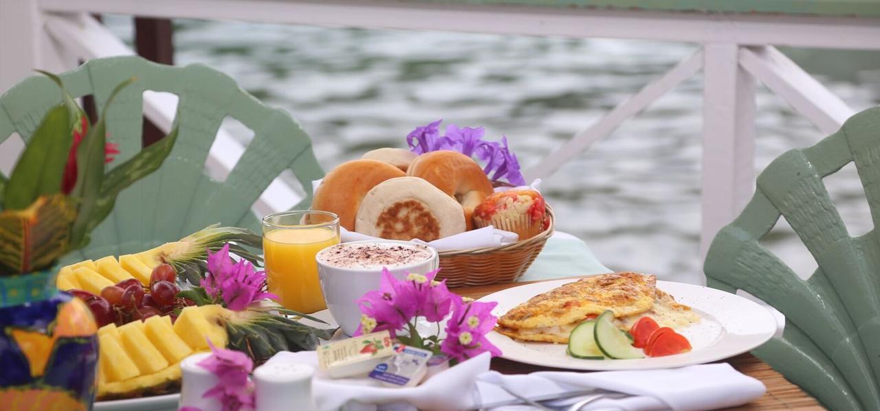Marigot Beach Club Meal Plan